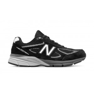 New Balance Hombre M990BLE4 Reflective 990v4 Negras