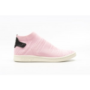 Adidas Stan Smith Shock Primeknit Mujer Rosas BY9250