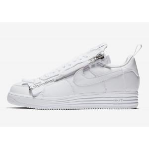 Nike Hombre Lunar Force 1 Acronym '17 Blancas AJ6247-100