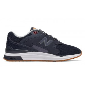 New Balance Mujer WL1550NA 1550 Suede Outerspace with Solstice Negras