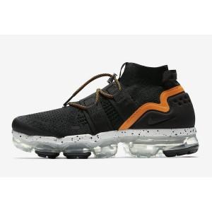 Nike Air Vapormax FK Negras/Naranjas AH6834-008