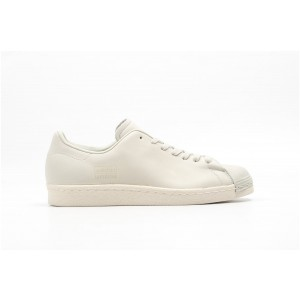 Adidas Superstar 80s Clean Hombre Blancas BB0169