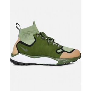 Nike Air Zoom Talaria Mid Flyknit Premium Hombre verdes 875784-300