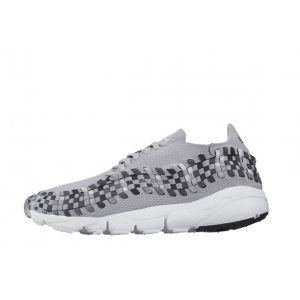 Nike Air Footscape Woven NM Hombre Grises 875797-004