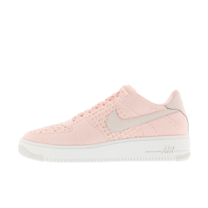 Nike Air Force 1 Flyknit Low Mujer Rosas 817419-601