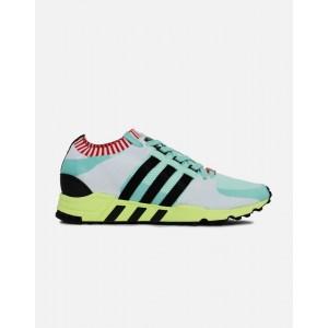 Adidas EQT Support RF Primeknit Hombre verdes BA7506