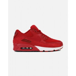 Nike AIR MAX 90 Essential Hombre Rojas 537384-604