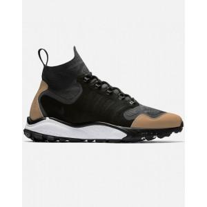 Nike Air Zoom Talaria Mid Flykknit Premium Hombre Negras 875784-001
