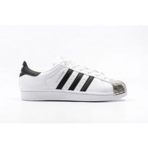 Adidas Superstar 80s Metal Toe Mujer Plata BB5114