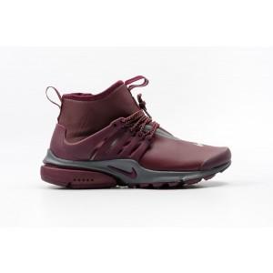 Nike Mujer Air Presto Mid Utility Púrpura 859527-600