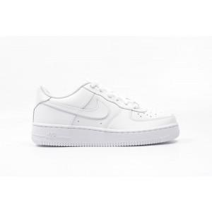 Nike Air Force 1 GS Mujer Blancas 314192-117