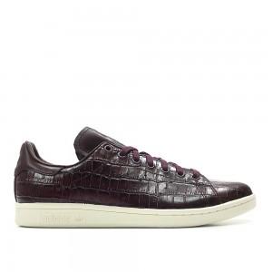 Adidas Originals Stan Smith Zapatillas En Rojas BZ0454