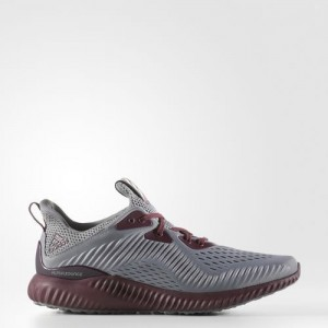 Adidas Alphabounce EM Color Grises / Negras / Light Maroon Zapatillas AC8043
