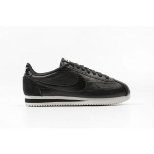 Nike Mujer Classic Cortez Leather Premium Negras 833657-005