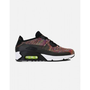 Nike AIR MAX 90 ULTRA 2.0 FLYKNIT Hombre Negras 875943-002