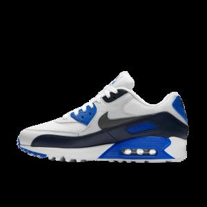 Nike AIR MAX 90 Essential Hombre Azules 537384-421