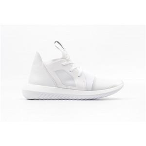 Adidas Tubular Defiant Mujer Blancas S75250