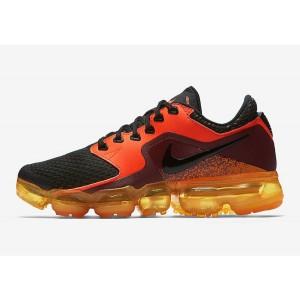Nike Air VaporMax CS Negras Naranjas Rojas 917963-800