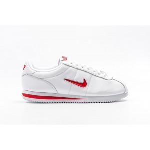 Nike Cortez Basic Jewell QS Hombre Blancas 938343-100