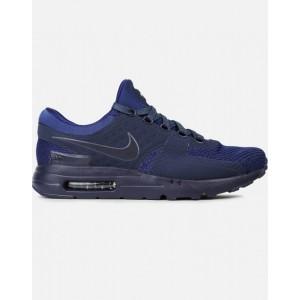 Nike AIR MAX Zero Hombre Azules 789695-400