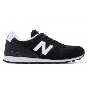 New Balance Mujer WL696HR 696 Negras with Blancas