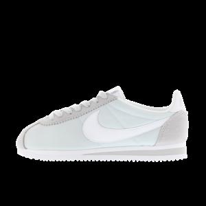 Nike Mujer Classic Cortez Nylon Blancas 749864-010