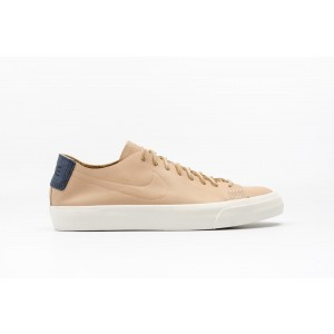 Nike Blazer Studio Low AS QS Hombre Beige 920366-200