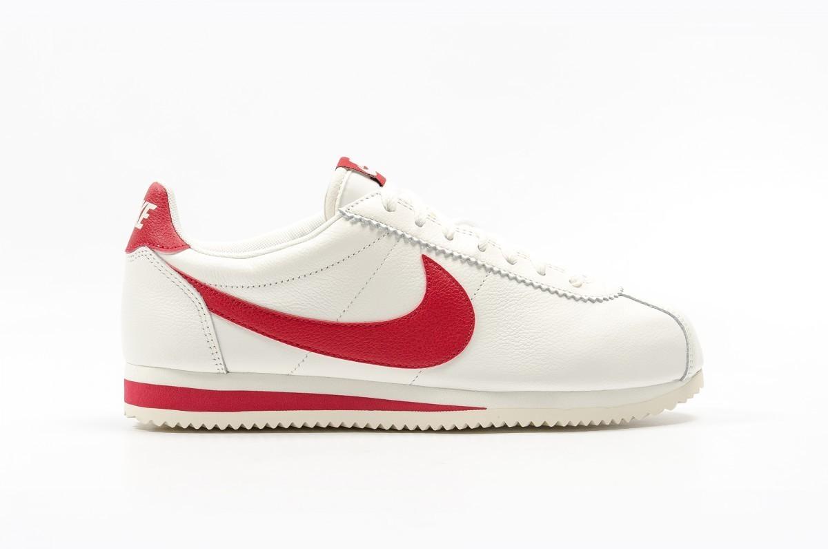 Nike Classic Cortez Leather SE Hombre Rojas 861535-103