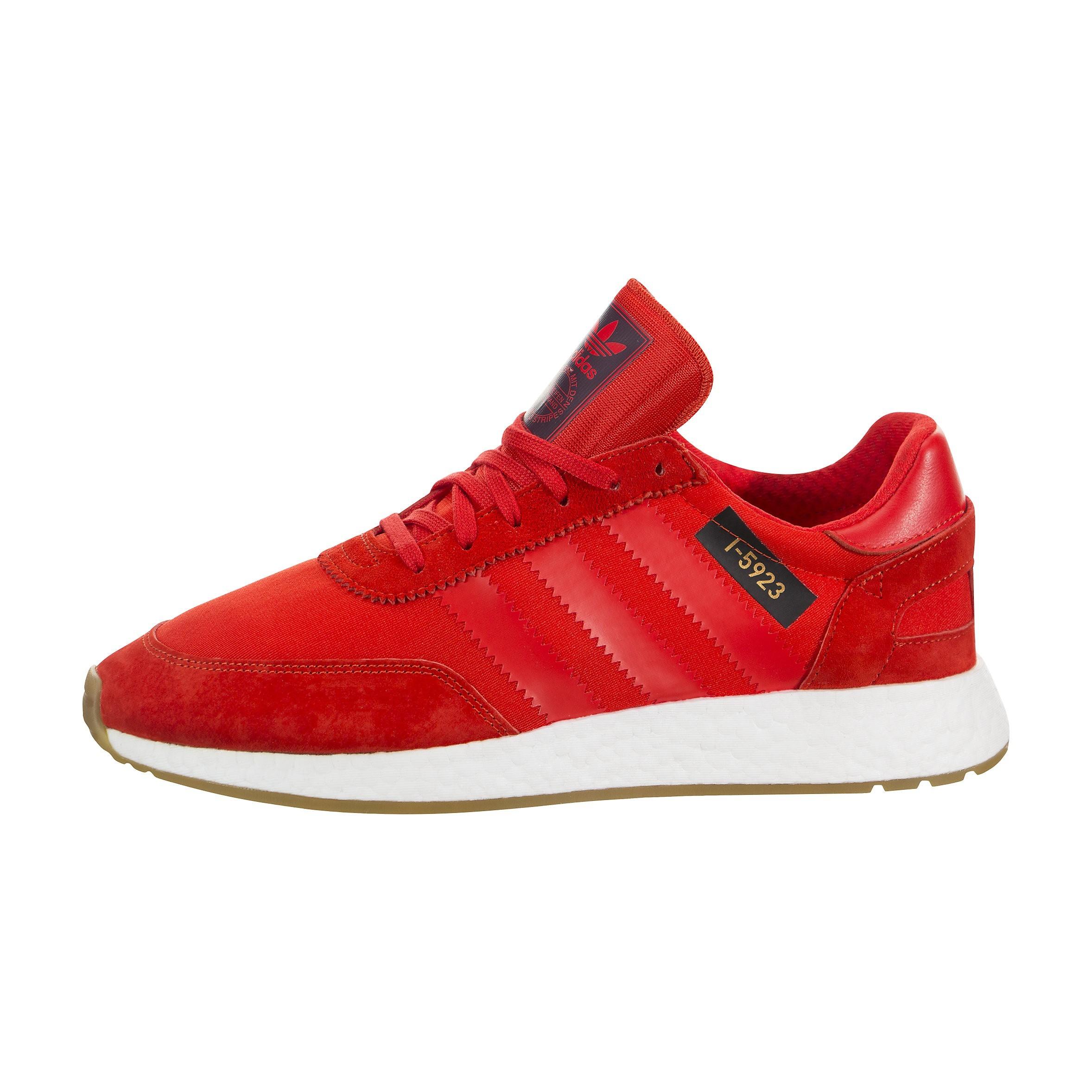 adidas Originals Iniki I-5923 Boost Rojas/Blancas b42225