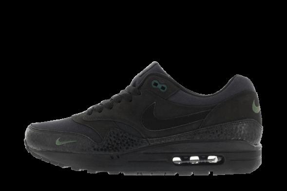 Nike AIR MAX 1 Premium Hombre Negras 512033-030