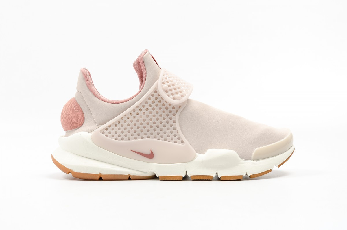 Nike Mujer Sock Dart Premium Mujer Rojas 881186-601