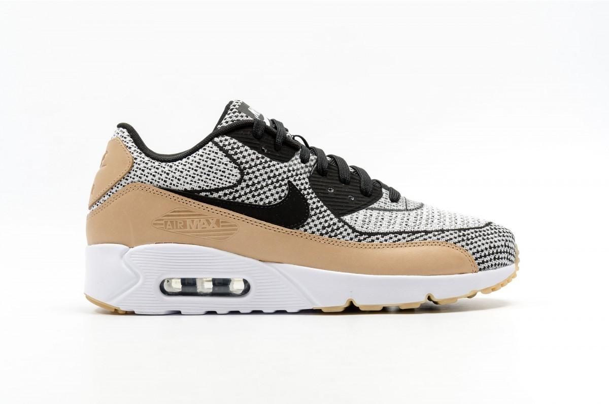Nike AIR MAX 90 Ultra 2.0 JCRD Hombre Blancas 898008-100
