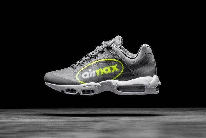 Nike Air Max 95 NS GPX Dust Volt AJ7183-001