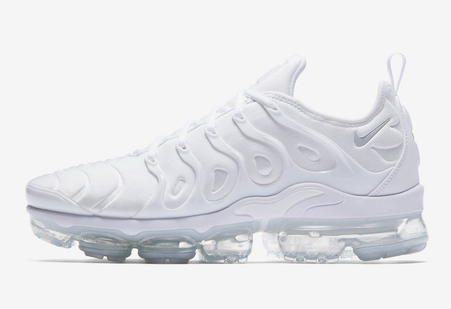 Nike Air VaporMax Plus Blancas 924453-100
