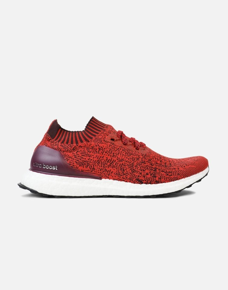 Adidas Ultra Boost Uncaged Hombre Rojas BY2554