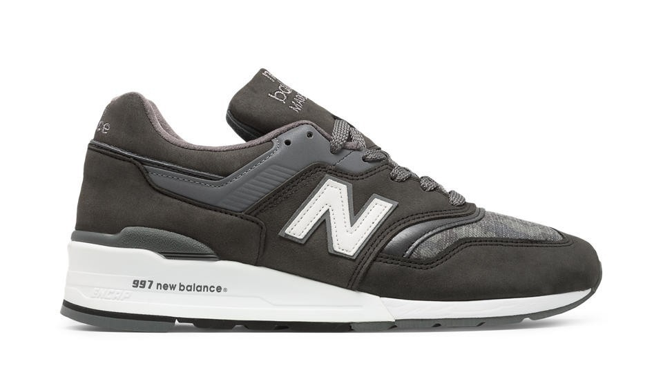 New Balance Hombre M997DPA 997 Age of Exploration Magnet with Castlerock