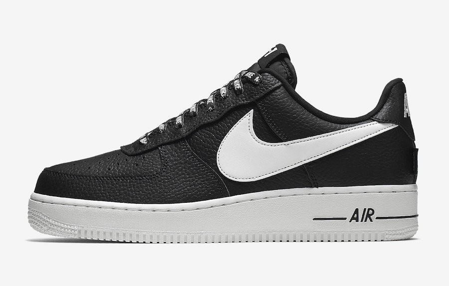 "Nike Air Force 1 '07 LV8 ""NBA Pack"" Hombre 823511-007"