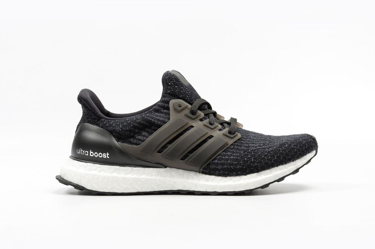 Adidas Ultra Boost 3.0 Hombre Negras BA8842