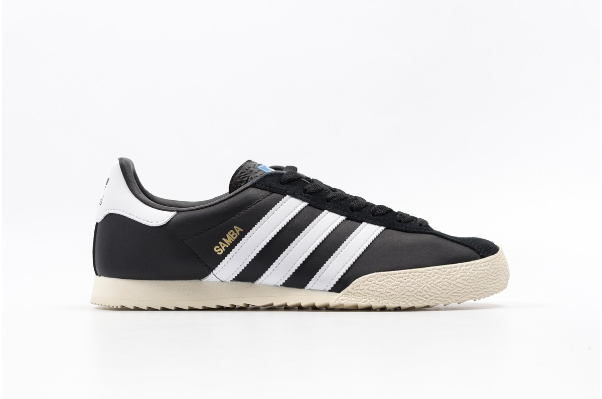 Adidas Samba SPZL Hombre Negras BB0774