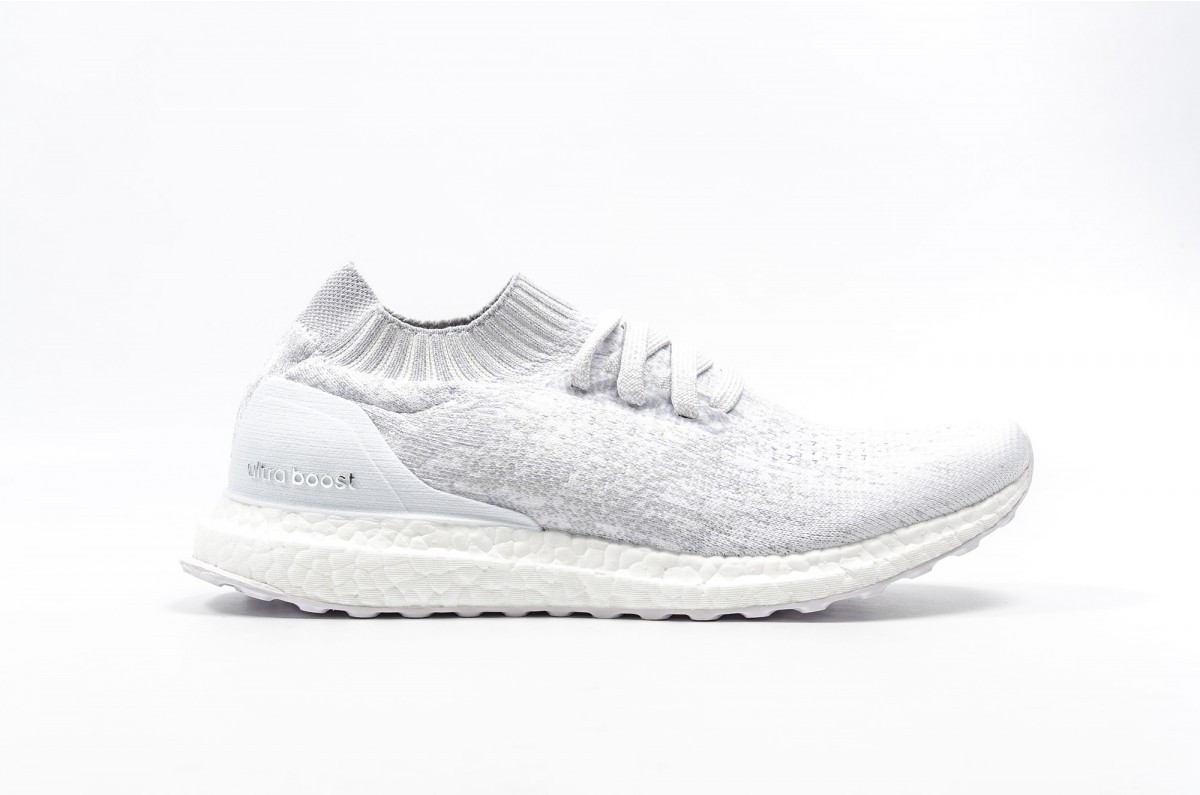 Adidas Ultra Boost Uncaged Hombre Blancas BY2549