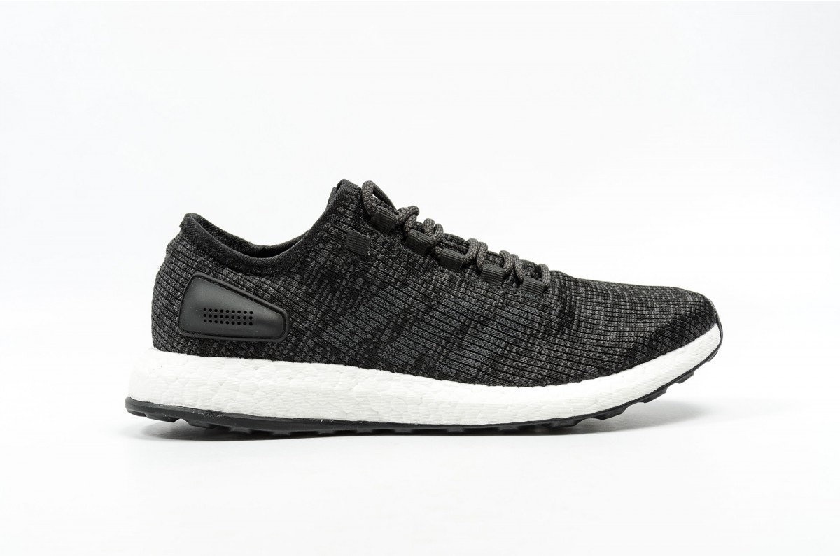 Adidas Pure Boost Hombre Negras BA8899