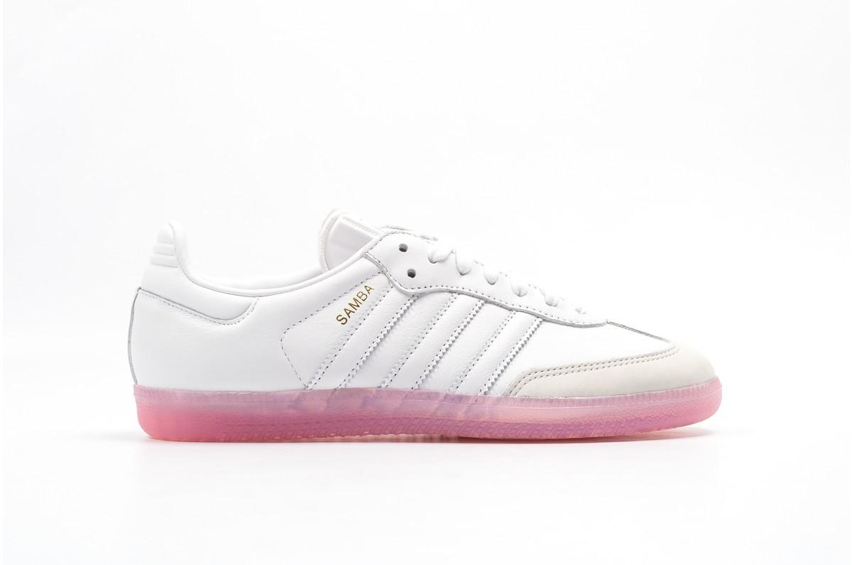 Adidas Samba Mujer Blancas BY9240