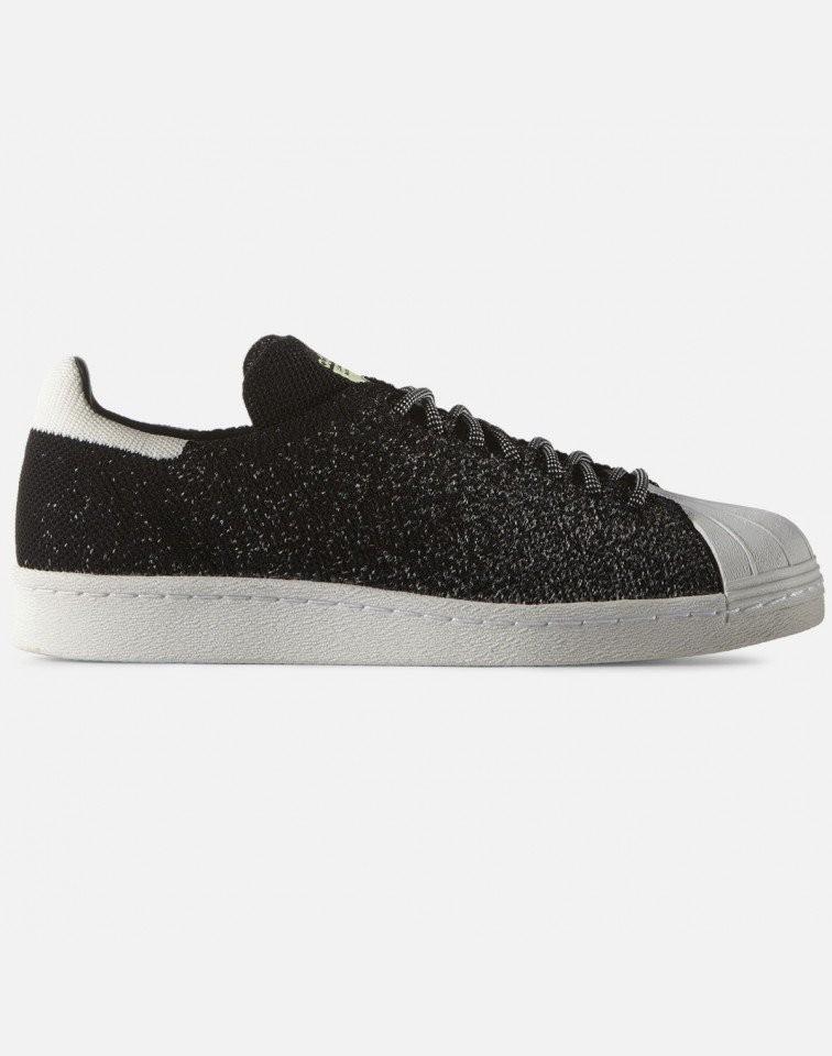 Adidas Superstar 80s Hombre Primeknit ASW Negras S32029