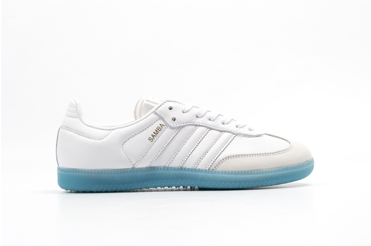 Adidas Samba Mujer Blancas BY2966