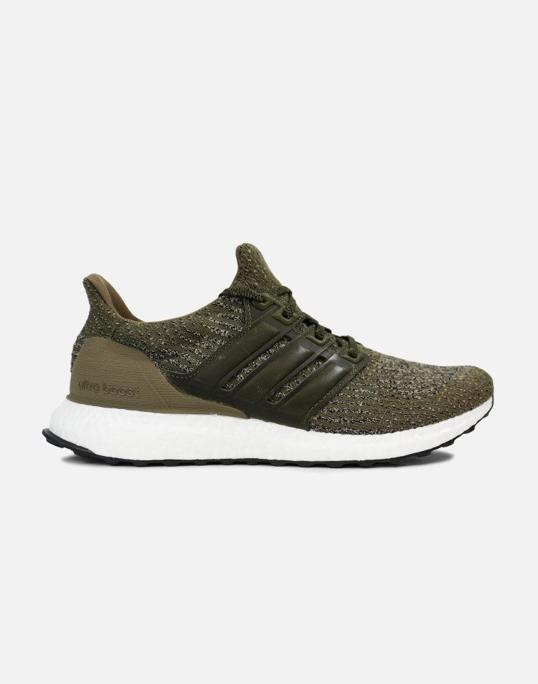 Adidas Ultra Boost Hombre oliva S82018