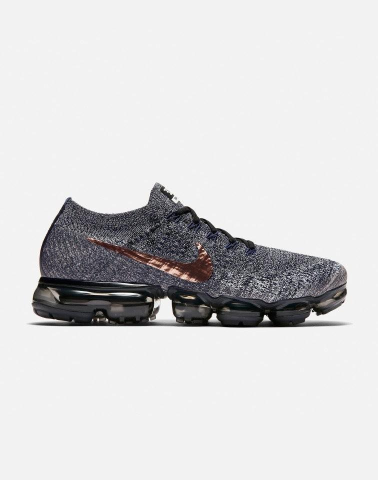 Nike Air VaporMax Flyknit Hombre Negras 849558-010