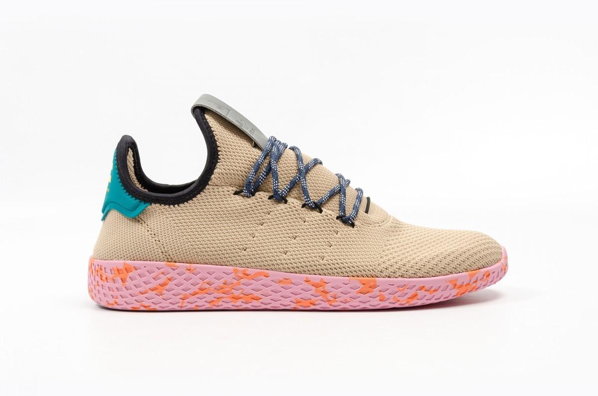 Adidas x Pharrell Tennis Hu Hombre Amarillas BY2672