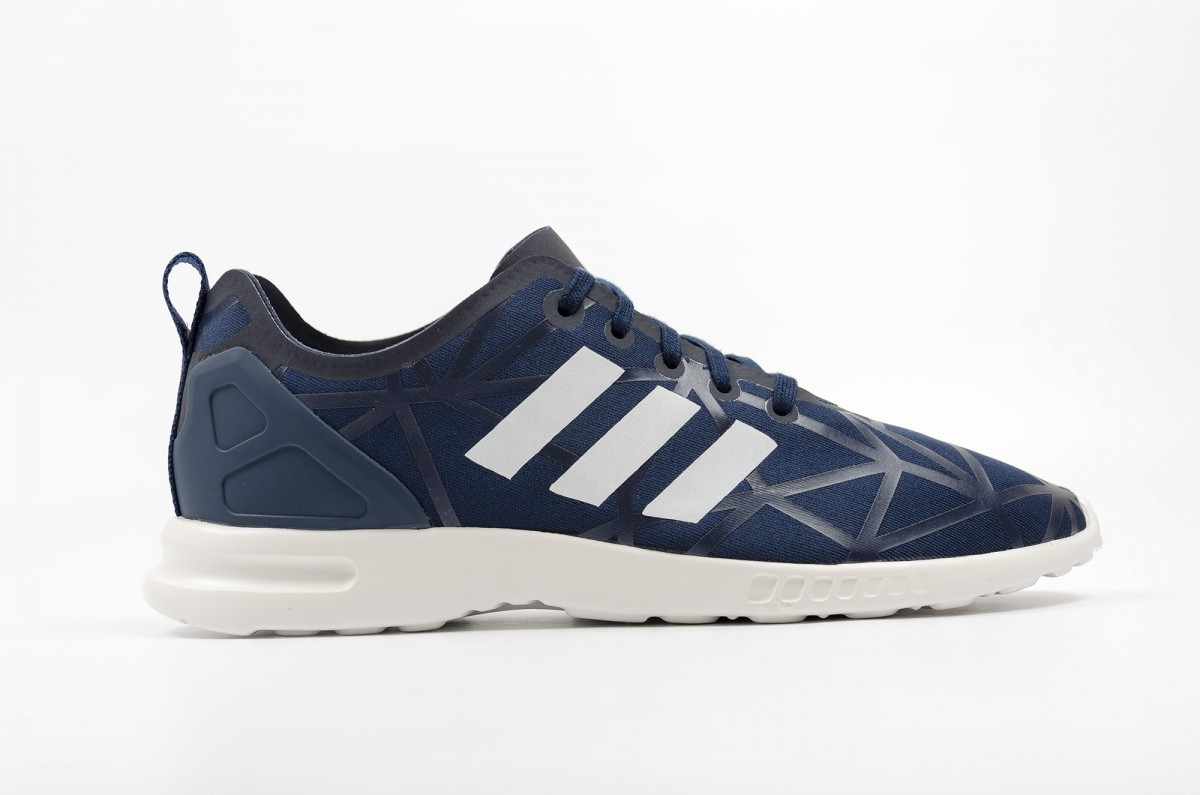 Adidas ZX Flux ADV Smooth Mujer Azules S79503