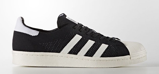 adidas Originals Superstar Boost Primeknit Negras/Blancas BB0191