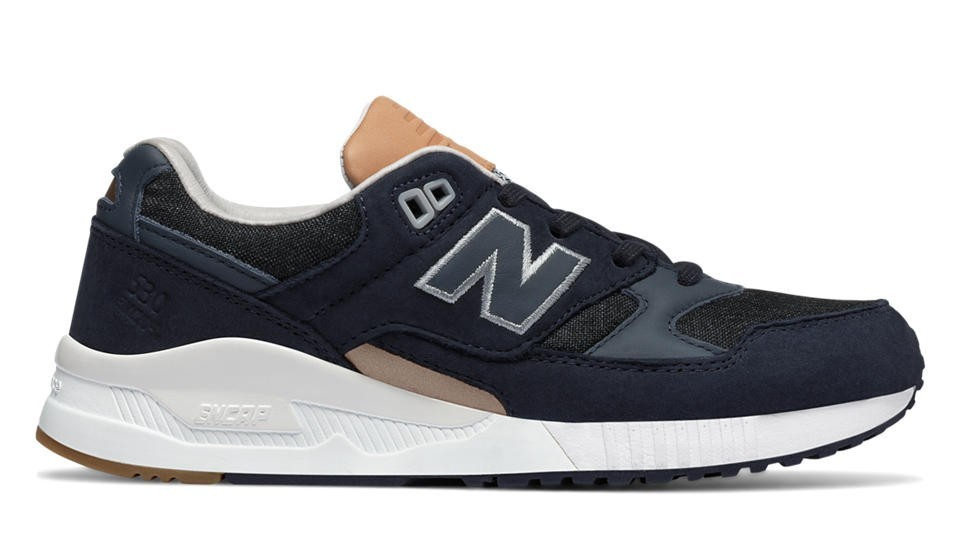 New Balance Mujer W530GNL 530 NB Grises Outerspace with Thunder